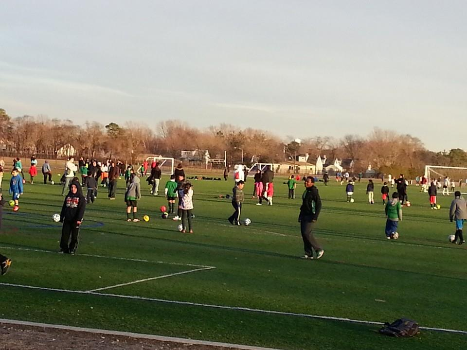 Bretnwood Players in session on Turf-2014