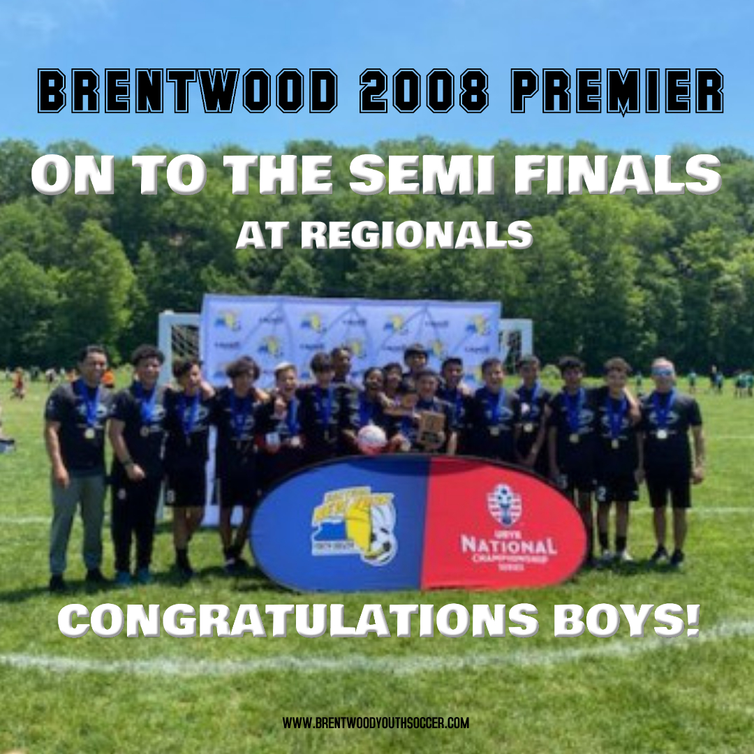 2008 Premier On To The Semi Finals- Made with PosterMyWall